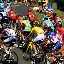 The passes of the Tour de France Couserans