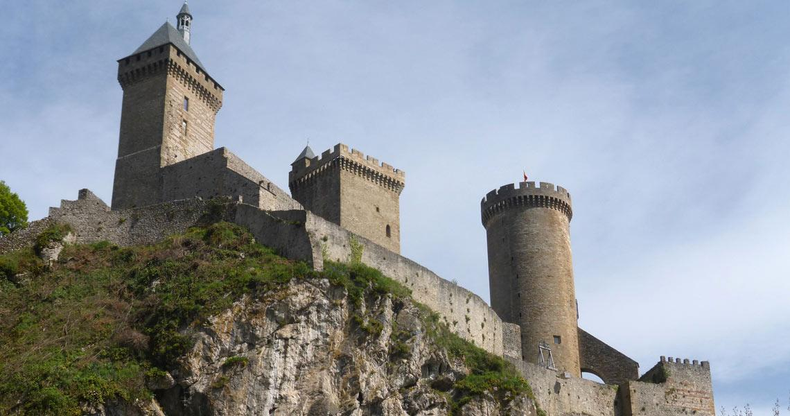 Castle of Foix