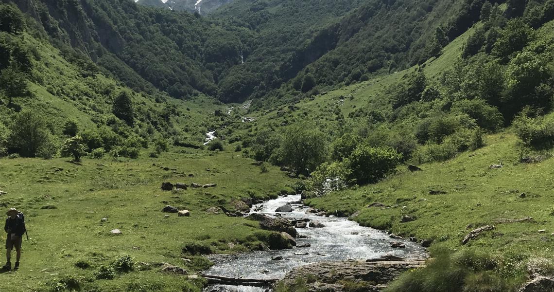 Vallée de l'ESTOURS